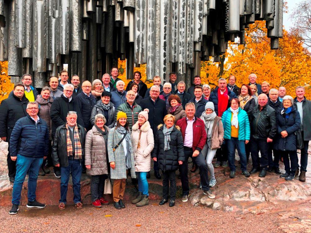 Für den Österreichischen Gemeindebund ging es im Rahmen einer Fach- und Bildungsreise nach Finnland, das derzeit den EU-Vorsitz inne hat.