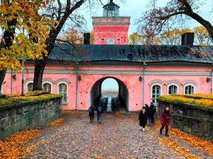 Eingang zur Festung Suomenlinna. ©Gemeindebund