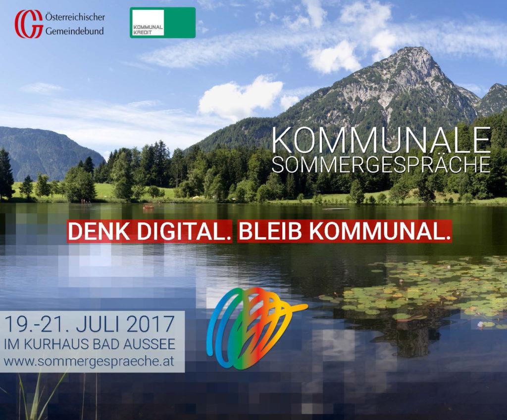 Sujet Kommunale Sommergespräche 2017