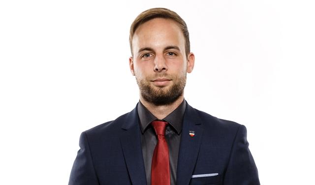 Mit nur 31 Jahren ist der neue Ennsdorfer Bürgermeister Daniel Lachmayr einer der jüngsten Ortschefs Österreichs. (Bild: ZVG)