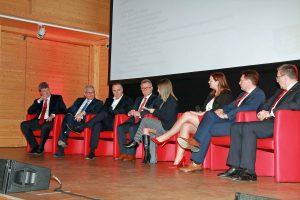 Gemeindebund-Präsident Alfred Riedl nahm an der Diskussion zur finanziellen Zukunft der Gemeinden teil. (Bild: ZVG)