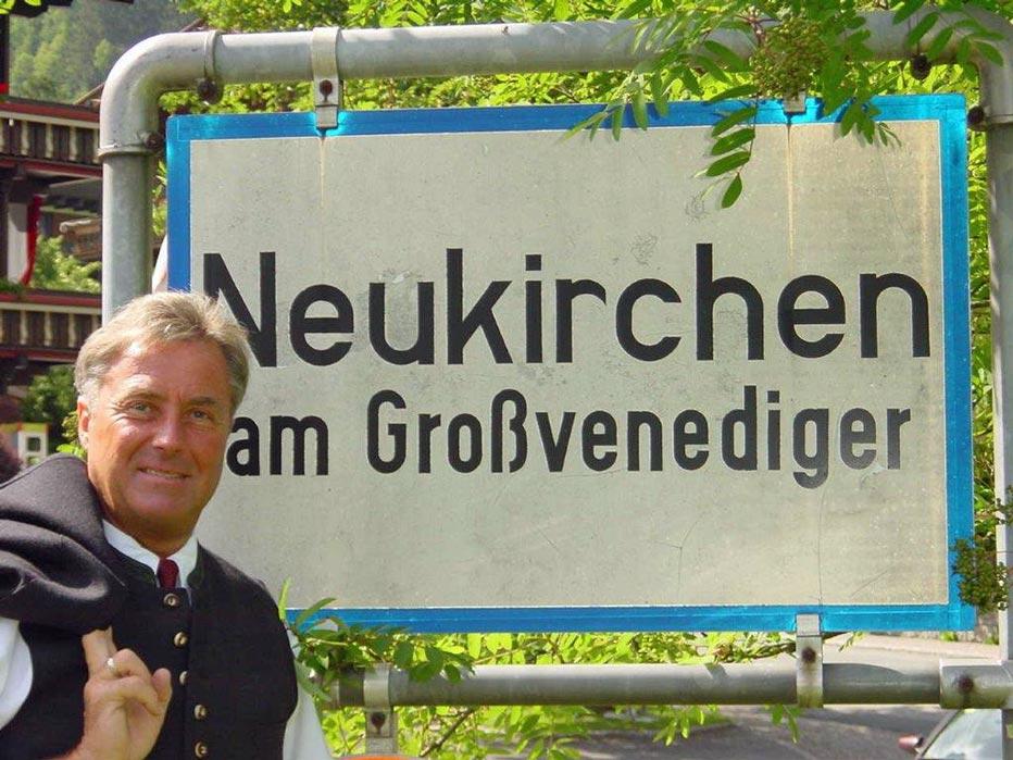 Peter Nindl ist dienstältester Bürgermeister Österreichs mit 38 Amtsjahren. (Bild: ZVG)