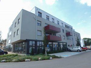 In dem Gebäude soll auch ein Büro der OSG Platz untergebracht werden. ©OSG