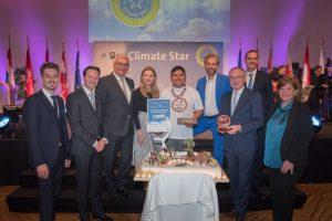 Die Vertreter des Klimabündnis mit der FOIRN-Delegation aus Brasilien (Bild: Klimabündnis)