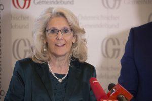Vizepräsidentin Bgm. Roswitha Glashüttner ©Schuller