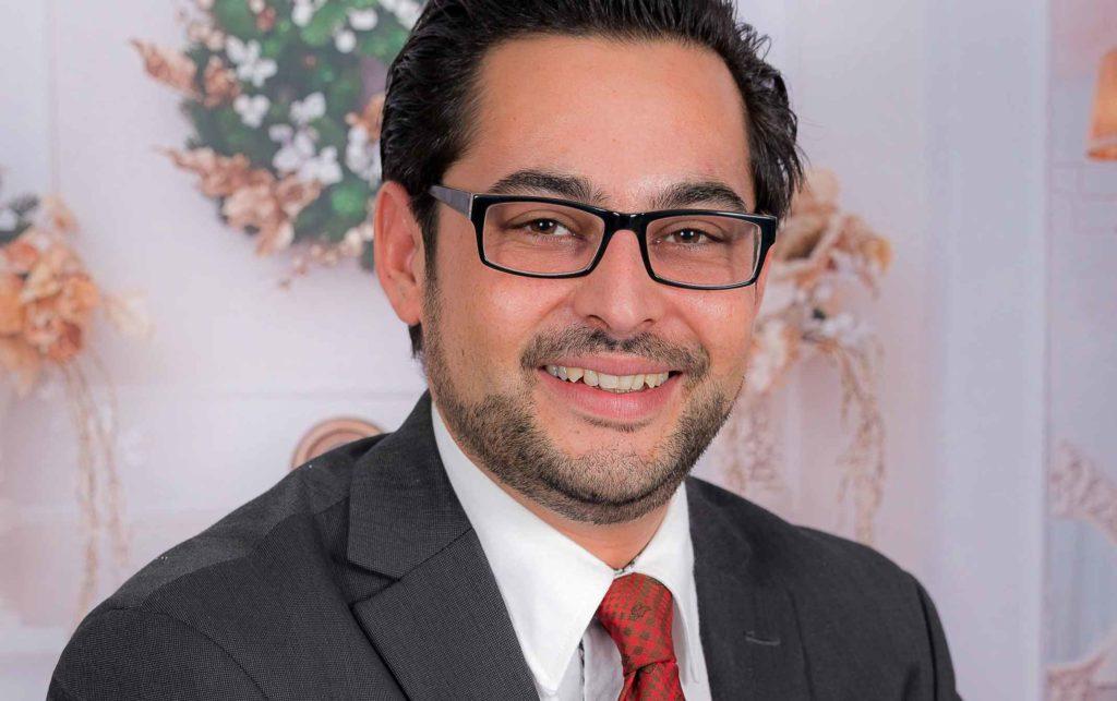 Der erst 29-jährige Daniel Pongratz ist seit 12. Februar 2018 Bürgermeister von Pottenstein. (Bild: ZVG)