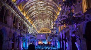 Der große Festsaal im Wiener Rathaus bot den passenden Rahmen für die Preisverleihung. ©www.sebastianphilipp.com