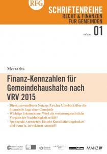 RFG-Schiftenreihe: Finanz-Kennzahlen