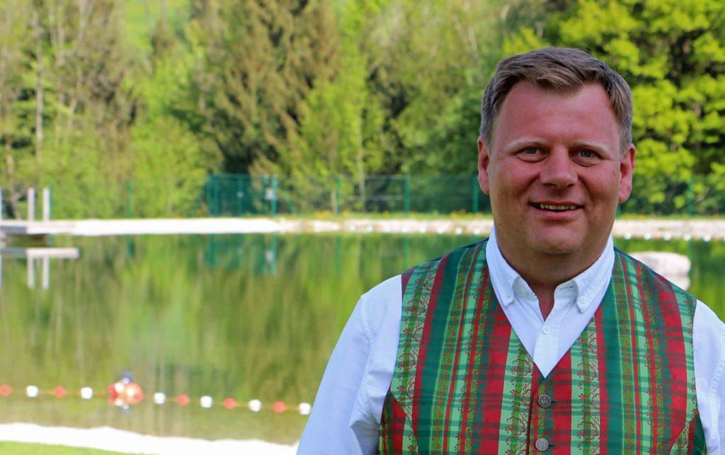 Herbert Schönberger ist seit 13. Mai 2018 Bürgermeister der oberösterreichischen Gemeinde St. Konrad. (Bild: ZVG)