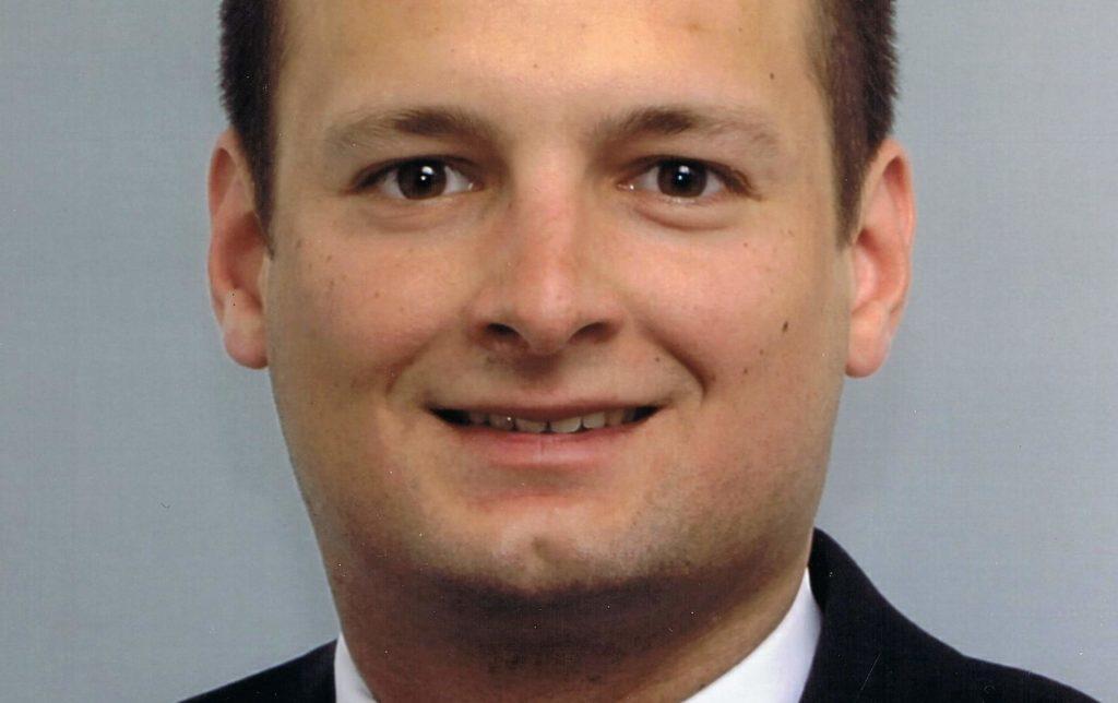 Der 28-Jährige Egmont Schwärzler ist neuer Krumbacher Bürgermeister. (Bild: ZVG)