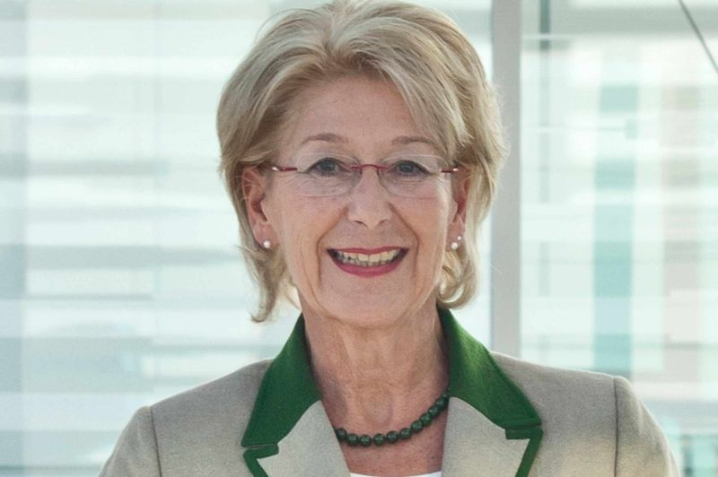 Monika Schwaiger ist noch bis März 2019 eine der wenigen Bürgermeisterinnen in Salzburg. (Bild: ZVG)