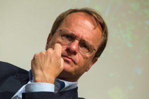 Auch Univ.Prof. Mag. Dr. Markus Hengstschläger (Genetiker Med Uni Wien) diskutierte mit. ©event-fotograf/Gemeindebund