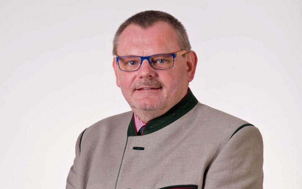 Hermann Wistrcil ist neuer Bürgermeister in Ludweis-Aigen. (Bild: ZVG)