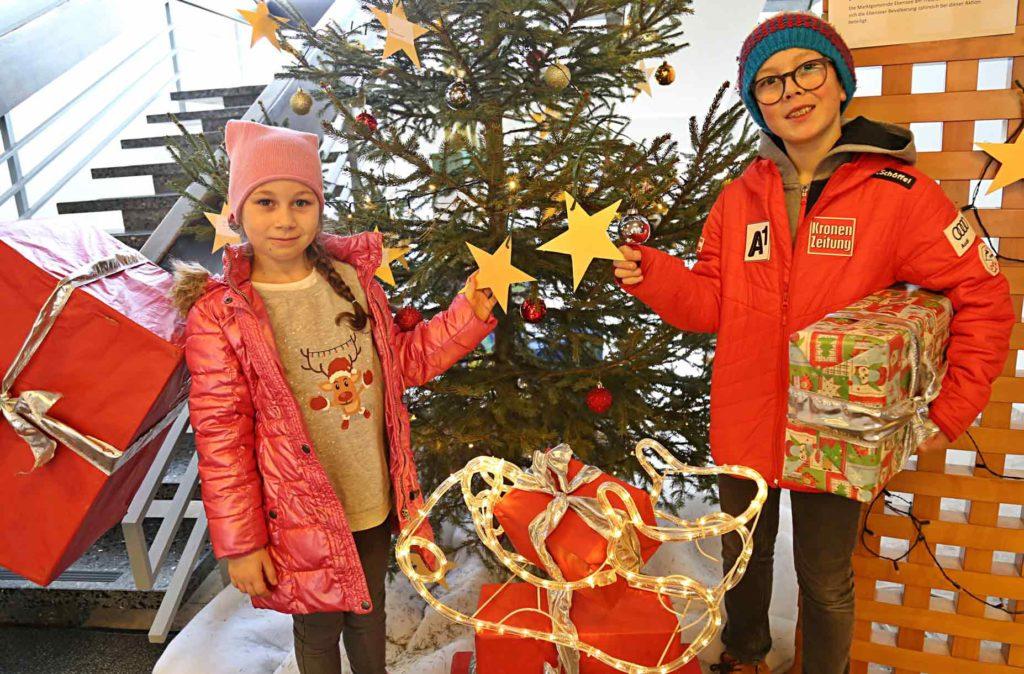 In Ebensee ist der Zusammenhalt groß: Viele wollen ihren Nachbarn zu Weihnachten etwas Gutes tun. ©Marktgemeinde Ebensee am Traunsee/Hörmandinger