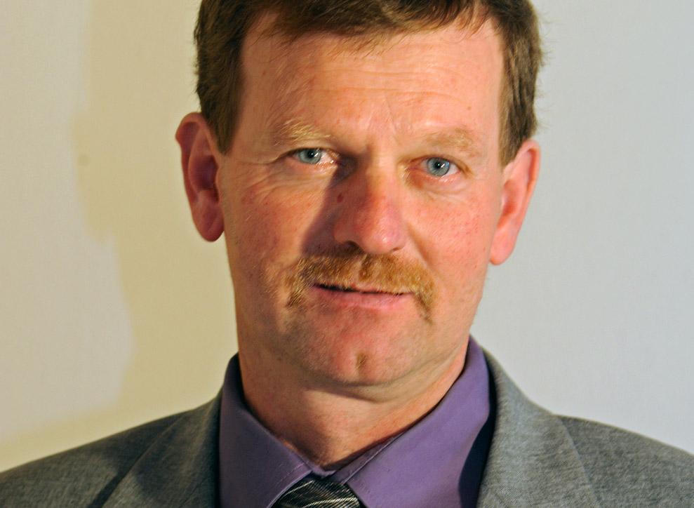 """Die überparteiliche Arbeit strebt auch der neue Bürgermeister von Kottes-Purk an. """"Wir ziehen alle an einem Strang"""", bekräftigt Zottl. (Bild: ZVG)"""
