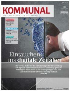 kommunal 9 2020 cover