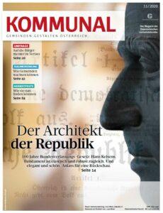 kommunal 11 2020 cover
