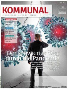 kommunal 12 2020 cover