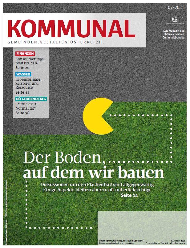 cover kommunal 7 2021