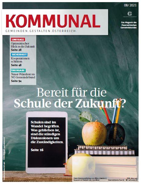 cover kommunal 8 2021